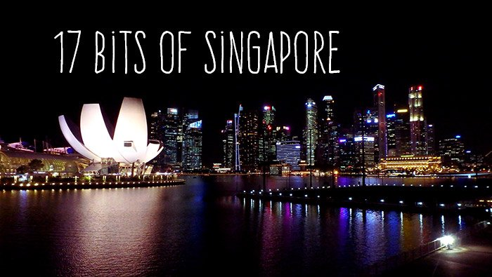 17 bits of Singapore | Photo Gallery