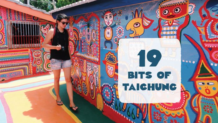 19 bits of Taichung | Photo Gallery
